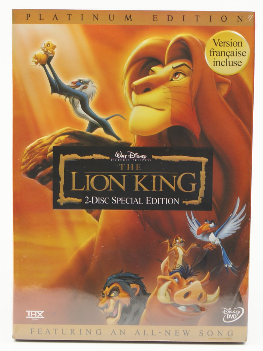 the lion king  dvd  2003  2
