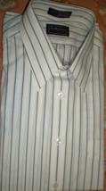 Men Shirt - Hathaway -  Size 16, Sleeve 34 - $12.95