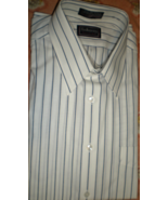 Men Shirt - Hathaway -  Size 16, Sleeve 34 - $11.75