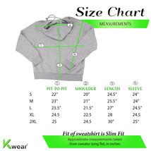 Men's Pullover Hoodie Warm Fleece Casual Sweater Athletic Sweatshirt Slim Fit image 2