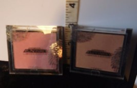 Lot of 2 Project Runway Limited Edition L'Oreal Super Blendable Blush Compacts - $10.88