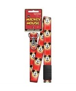 Disney DSL7 Red Starburst Mickey Breakaway Lany... - £6.07 GBP