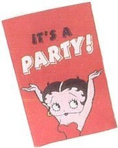 Betty Boop Party Invitations - $8.86