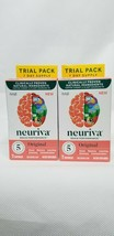 2 Schiff Neuriva Original Brain Performance Capsules 7 Each Expires 3/2021 DG1 - $17.99