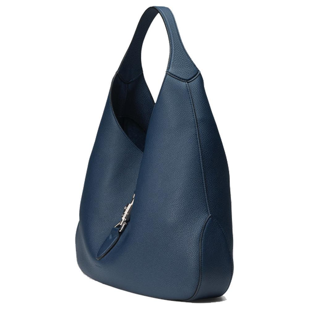 125e91eebbaf6 Gucci Women s Jackie Blue Marine Hobo Bag and 50 similar items