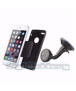 Universal Quick-Snap Magnet Car Mount Holder For iPhone 4 5 5s 5c 6 6+ - $11.77