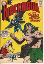 DC Blackhawk #163 The Giants From The Ancient World Air Force Action Adv... - $14.95