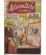 DC Adventure Comics #263 The Great Superboy Doublecross Clark Kent Small... - $14.95
