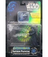 Star Wars POTF Electronic Power EFX Emperor Palpatine action figure - $11.99