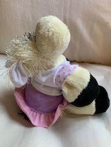 WEBKINZ COW - HM 003 - Used W No Tag Nice Clean Animal Toy Doll ganz image 4