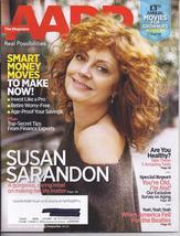 Susan Sarandon / America Fell For The Beatles In  Aarp Magazine Feb/Mar 2014 - $5.95
