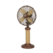 "DecoBreeze Decorative 24"" Tabletop Fan - Darby  DBF1027 - $139.99"