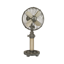 DecoFlair Decorative Tabletop Fan - Lewis  DBF1025 - $139.99