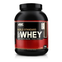 ON (Optimum Nutrition) Gold Standard 100% Whey Protein, 5 lb Double Rich... - $154.00