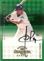 1998 donruss signature autograph millennium marks neifi perez baseball c... - $9.99