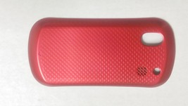 OEM Samsung U460 Intensity 2 II Back Cover Door - Red - $7.99