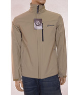 Cloudveil Nomad Men's Stone Insulated Soft Shell Lined Jacket Coat S - $71.99