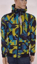 BILLABONG Men's Creed Brode Acid Zip Hoodie Thermal Layer Snowboard Swea... - $47.99