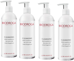 Biodroga cleansing skin lotion mild 390 ml – Pro size -  NEW - $69.75