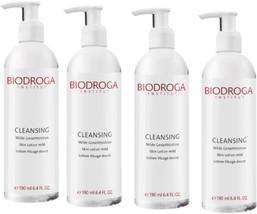 Biodroga cleansing skin lotion mild 190 ml – NEW - $38.24