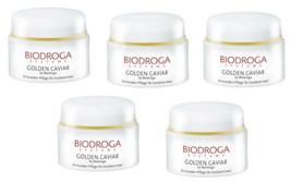 Biodroga Golden Caviar 24 Hour Care Normal skin 50 ml Reduces lines and ... - $72.67