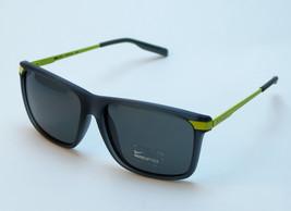 Nike Mdl. 252 EV0776-017 Sunglasses - Matte Crystal Dark Grey/Volt/Grey - $49.95