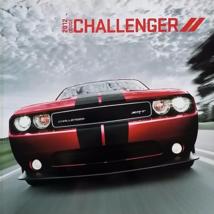 2012 Dodge CHALLENGER dlx sales brochure catalog 12 R/T SRT8 HEMI - $9.00