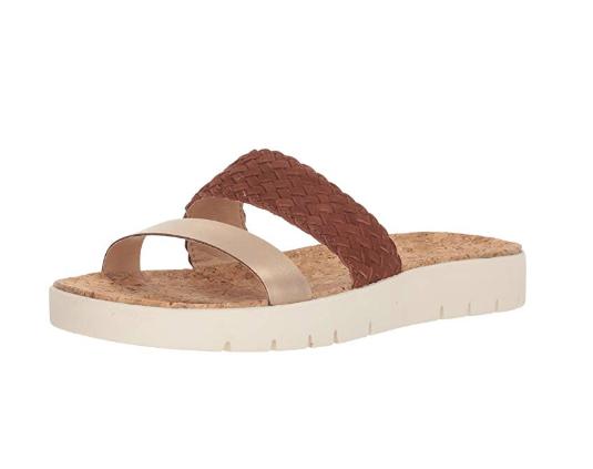Sperry Women's Sunkiss Pearl Sandal  8 M
