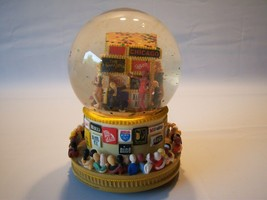 Vintage Chicago Show Decorative Wind Up Snow Globe - $24.74