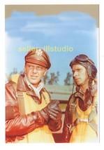 ROBERT LANSING Gen. Savage 12 O'clock High RARE 4x6 PHOTO in MINT CONDIT... - $11.83
