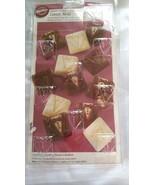 Tuxedo Candy and Truffle Mold Wilton #2115-1548 - $3.99