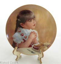Donald Zolan Collector Plate I'm Thankful Too 7... - $17.80