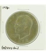 1972 Eisenhower Dollar RATING: (VG) Very Good N... - $3.00