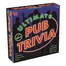 Ultimate Pub Trivia Board Game [New] Adult Party Drinking Alcohol Beer Game - $29.99