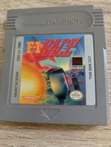 Nintendo GameBoy F-1 Race image 1