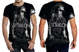 SATYRICON LIVE AT THE OPERA ALBUM COVER TEE MEN - $21.80