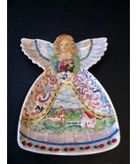 Jim Shore Candy Dish Angel Four Seasons New In Box - $12.99