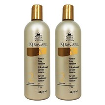 "Keracare Humecto Creme Conditioner 16oz ""Pack of 2"" - $36.86"