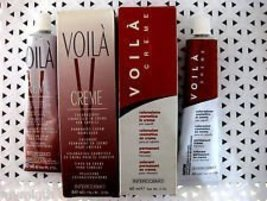 VOILA CREME HAIRCOLOR MED. RED MAHG. BROWN 4.65 [4RM] - $10.94