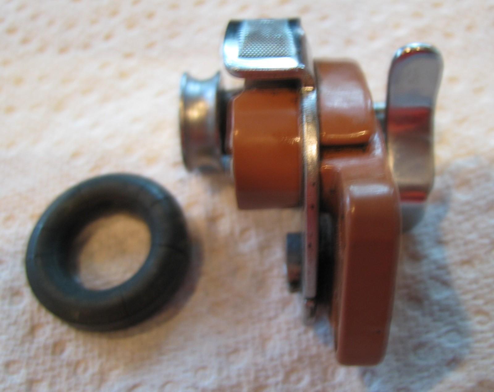 kenmore sewing machine bobbin winder