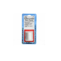 Quilter's Invisible Nylon Thread by Collins Item # C324 - $7.99