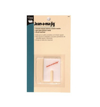 Hem Jeans Quickly With JEAN-A-MA-JIG Dritz Notions 915 - $5.79