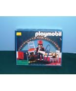 RARE Vintage Playmobil #3725 Marvelous Mystery Magician NISB (ret.)! (A) - $65.00