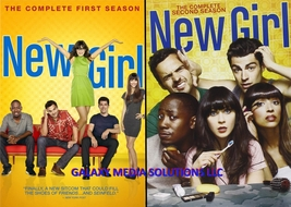 New girl season 1 2 one two dvd bundle thumb200