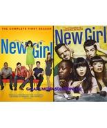 New girl season 1 2 one two dvd bundle thumbtall