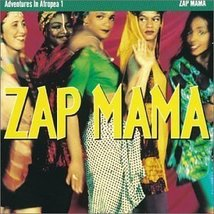 Adventures in Afropea 1 [Audio CD] Zap Mama - $6.99