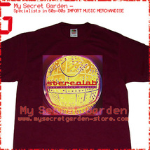 STEREOLAB Mars Audiac Quintet T shirt ( Men S - 2XL ) - $21.00+