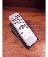Emerson TV VCR Remote Control No. N9278UD, used, Beige Color - $5.95