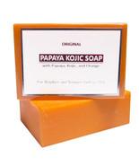 Original Papaya Kojic Whitening Bar 120g - $7.43