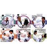 Taekwondo essence Tutorial Series, 6 DVDs/ Set , English Sub Brand New, ... - $56.93